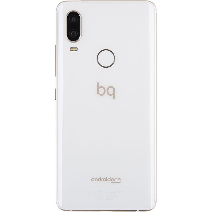 BQ Aquaris X2 Pro - Vue de dos