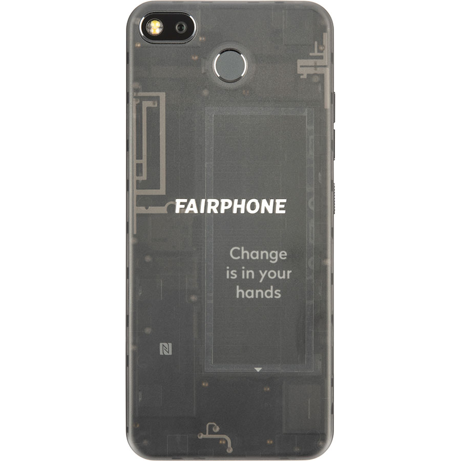 Fairphone 3 - Vue de dos