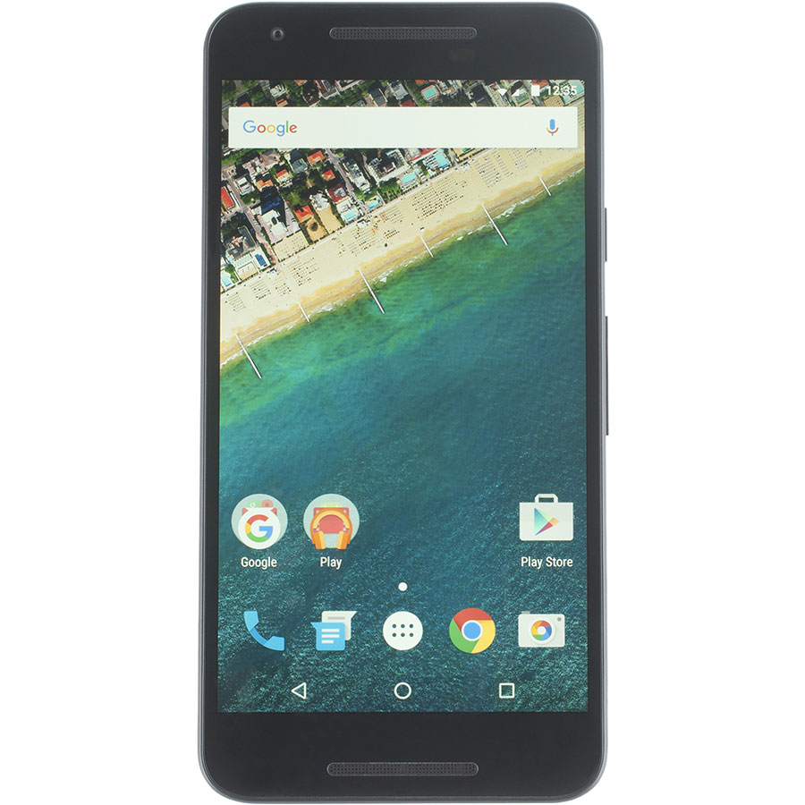 Google Nexus 5X - Vue principale