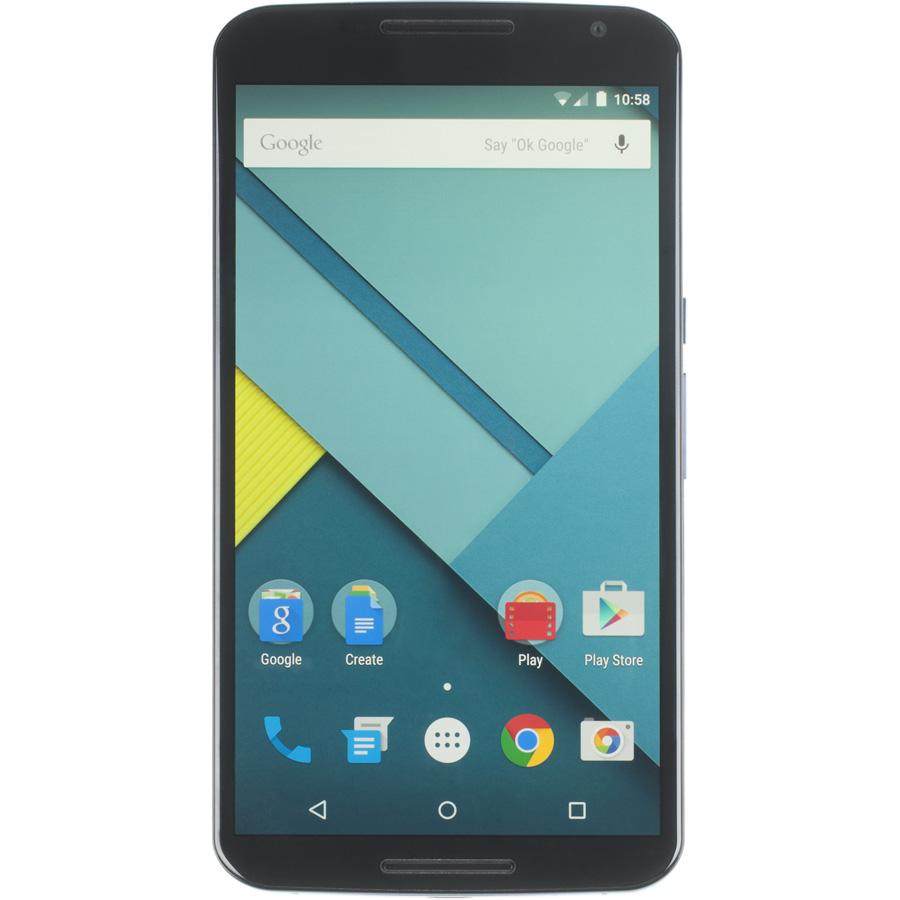 Google Nexus 6 - Vue principale