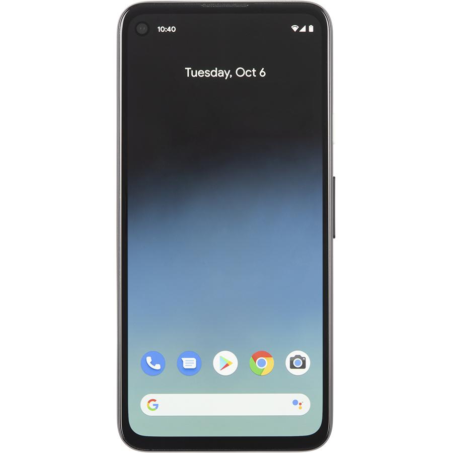 Google Pixel 4a - Vue de face