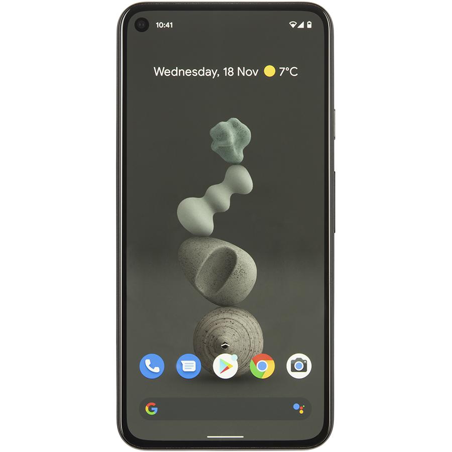 Google Pixel 5 - Vue de face