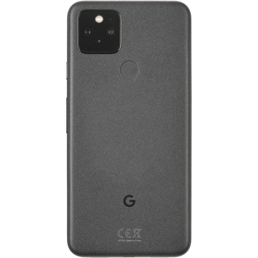 Google Pixel 5 - Vue de dos