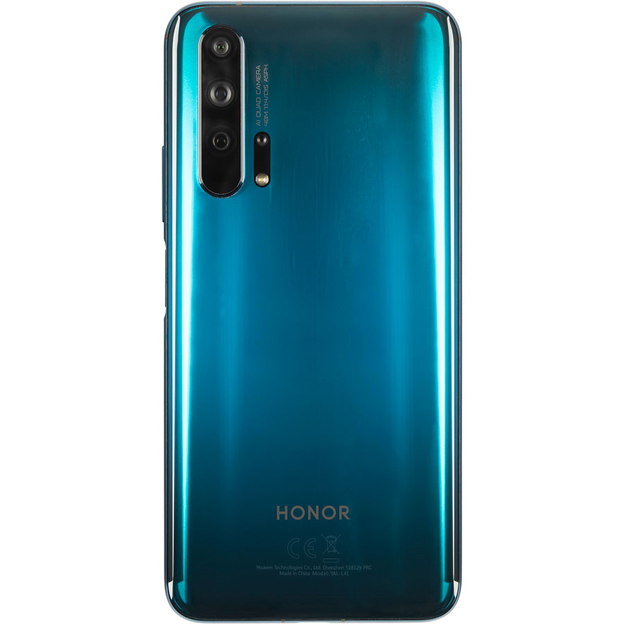 Honor 20 Pro(*6*) - Vue de dos