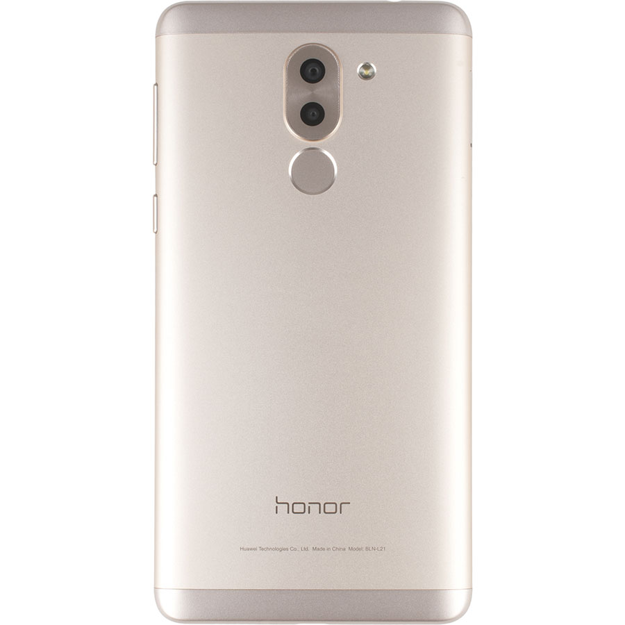 Honor 6X - Vue de dos