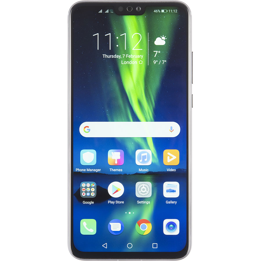 Honor View 10 Lite - Vue de face