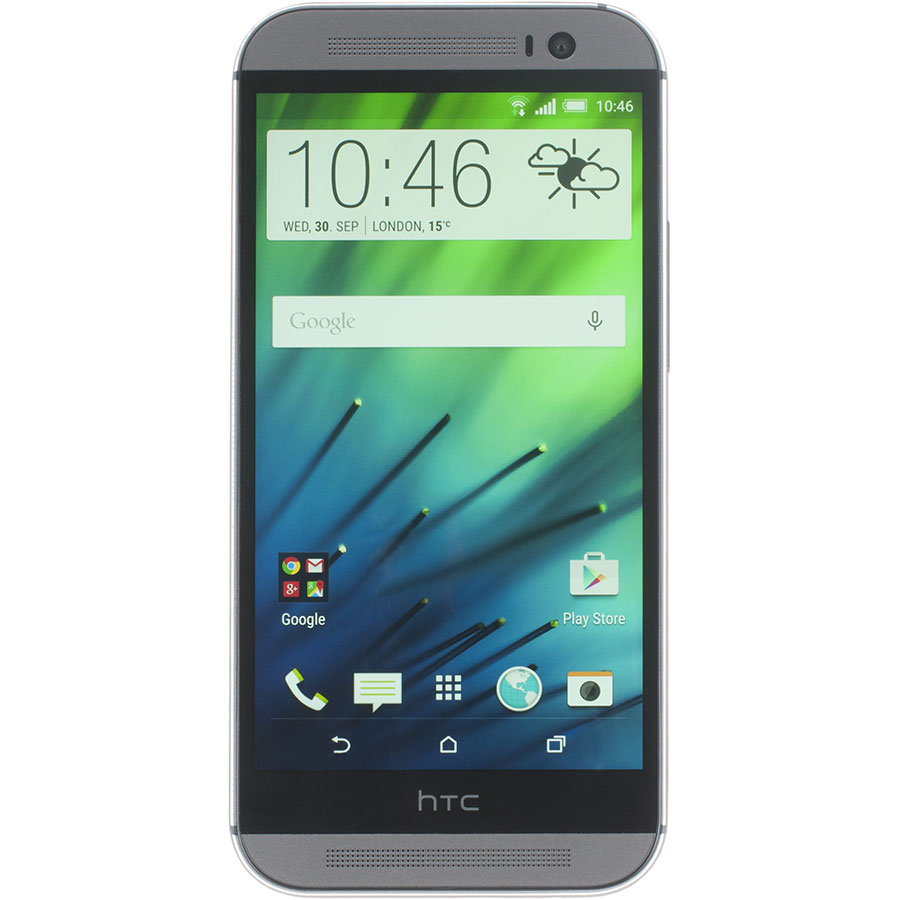 HTC One M8s - Vue principale