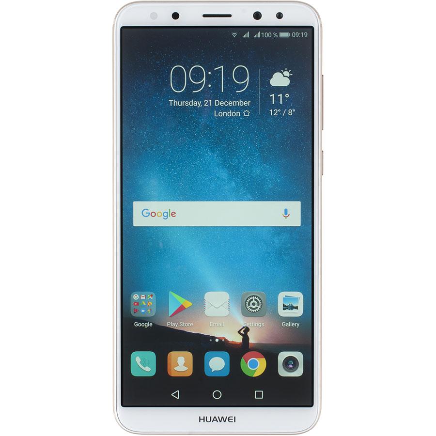 Huawei Mate 10 Lite(*5*) - Vue de face