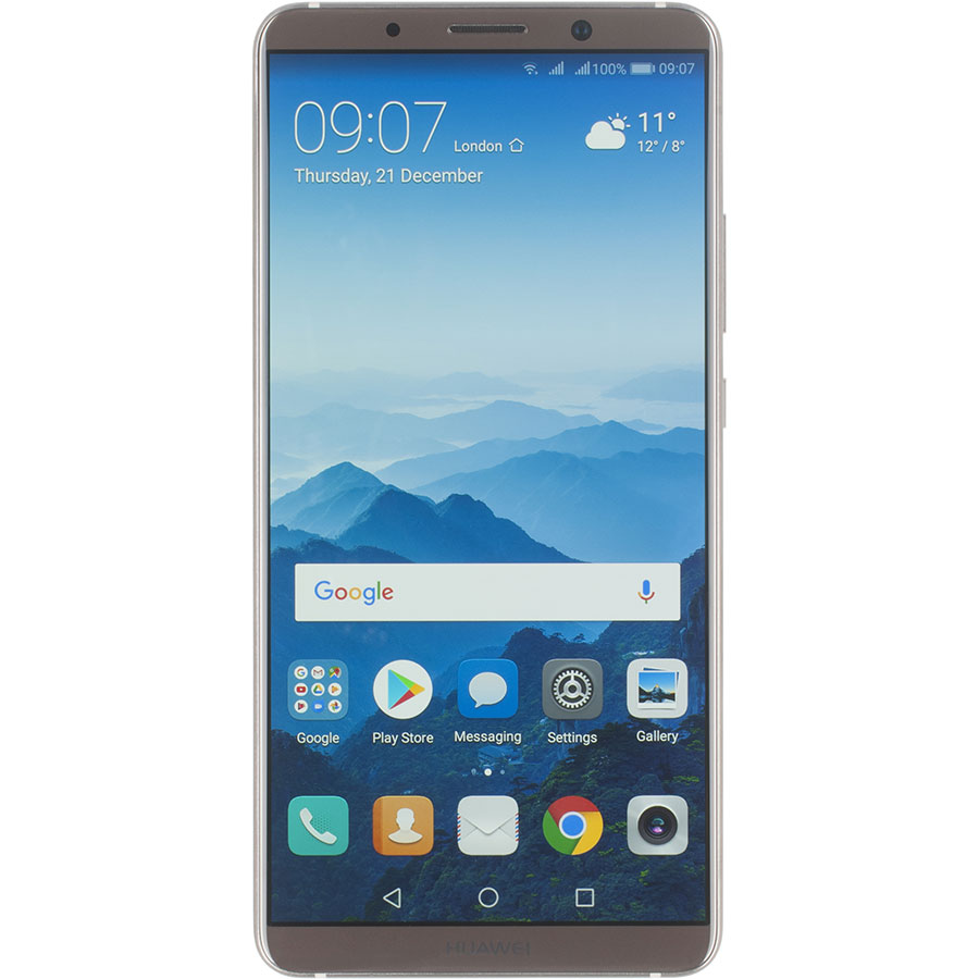 Huawei Mate 10 Pro - Vue de face