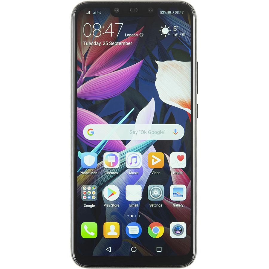 Huawei Mate 20 Lite(*5*) - Vue de face
