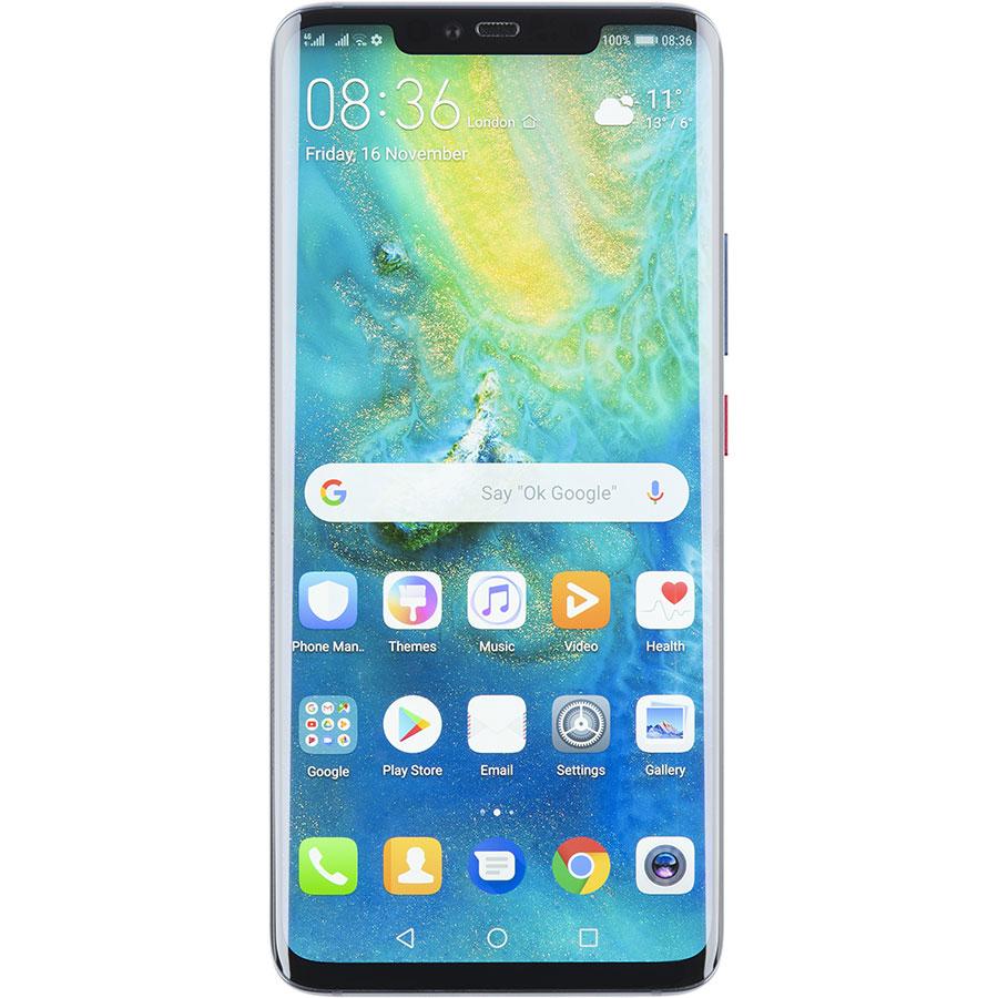 Huawei Mate 20 Pro(*5*) - Vue de face