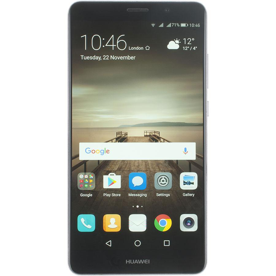 test huawei mate 9 smartphone ufc que choisir. Black Bedroom Furniture Sets. Home Design Ideas