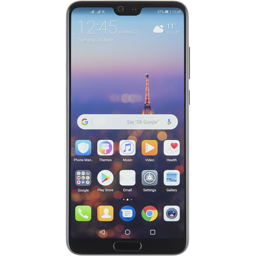 Huawei P20 Pro - Vue de face