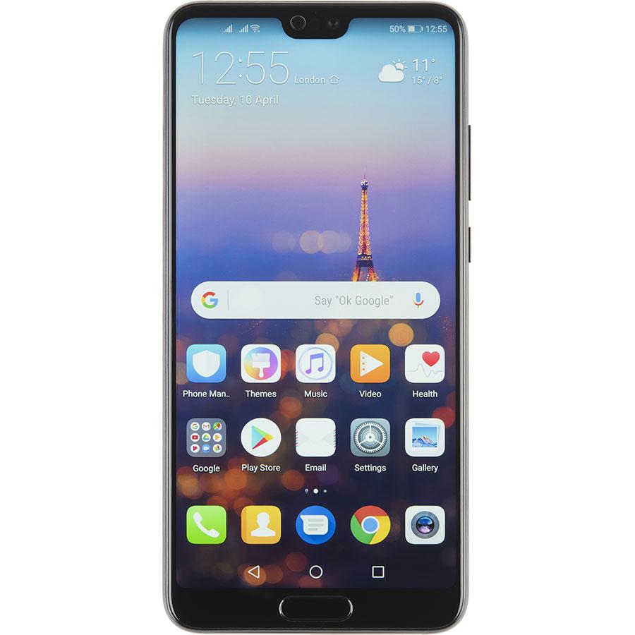 Huawei P20 - Vue de face