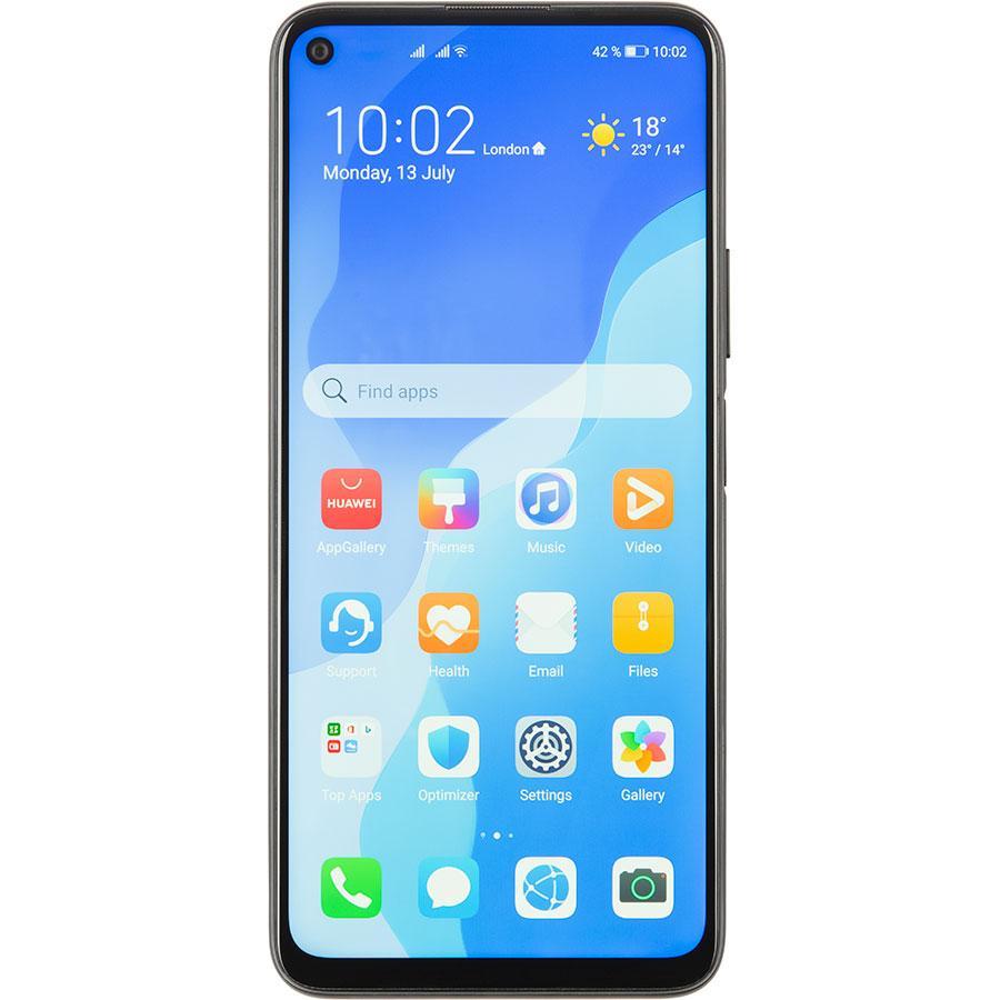 Huawei P40 Lite 5G(*6*) - Vue de face