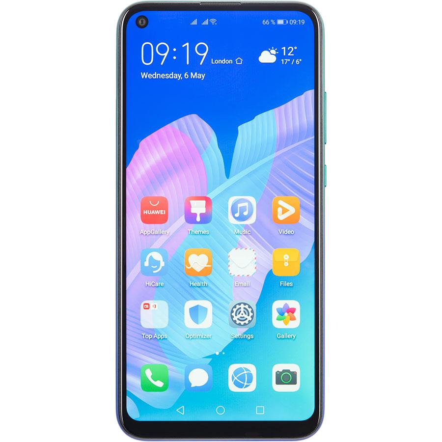 Huawei P40 Lite E(*6*) - Vue de face