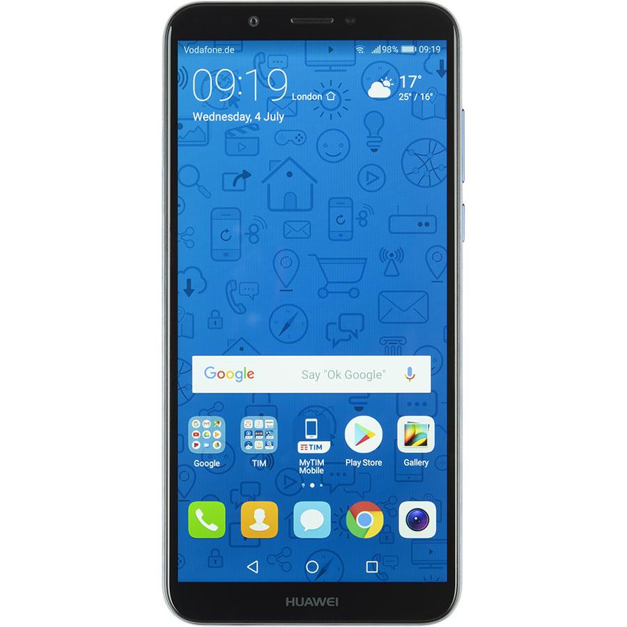 Huawei Y7 2018 - Vue de face
