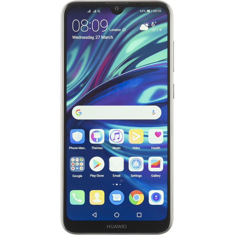 Huawei Y7 2019 - Vue de face