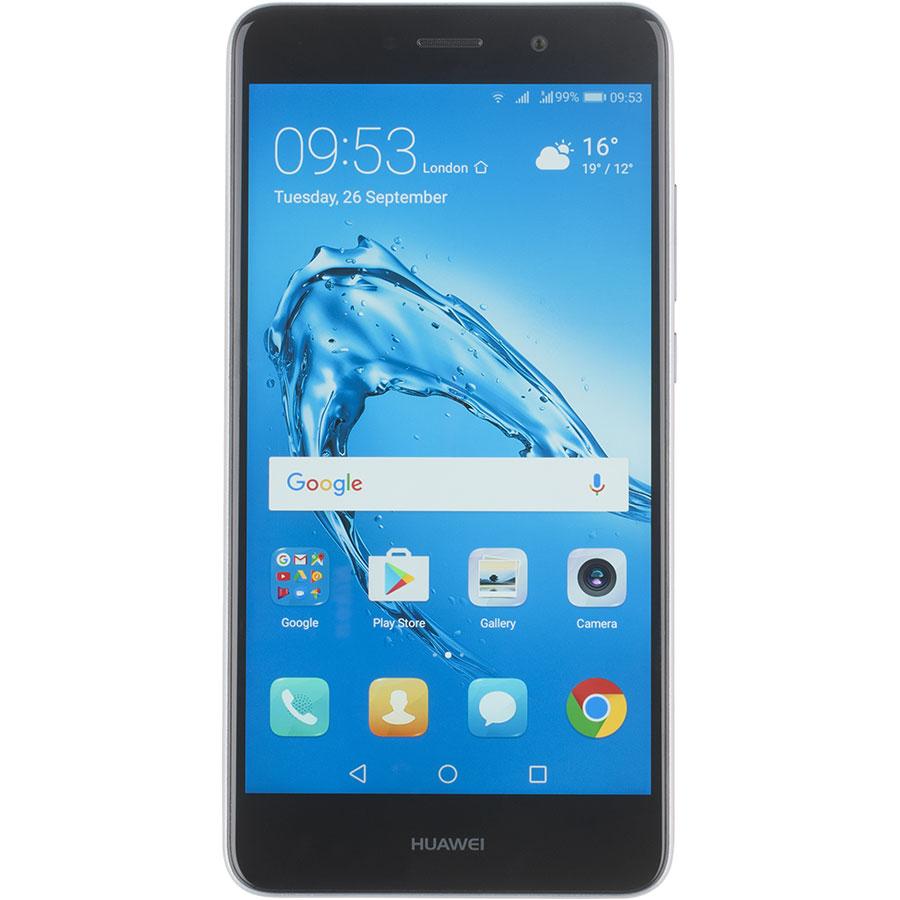 Huawei Y7(*5*) - Vue de face