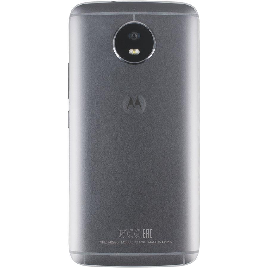 Lenovo Moto G5S - Vue de dos