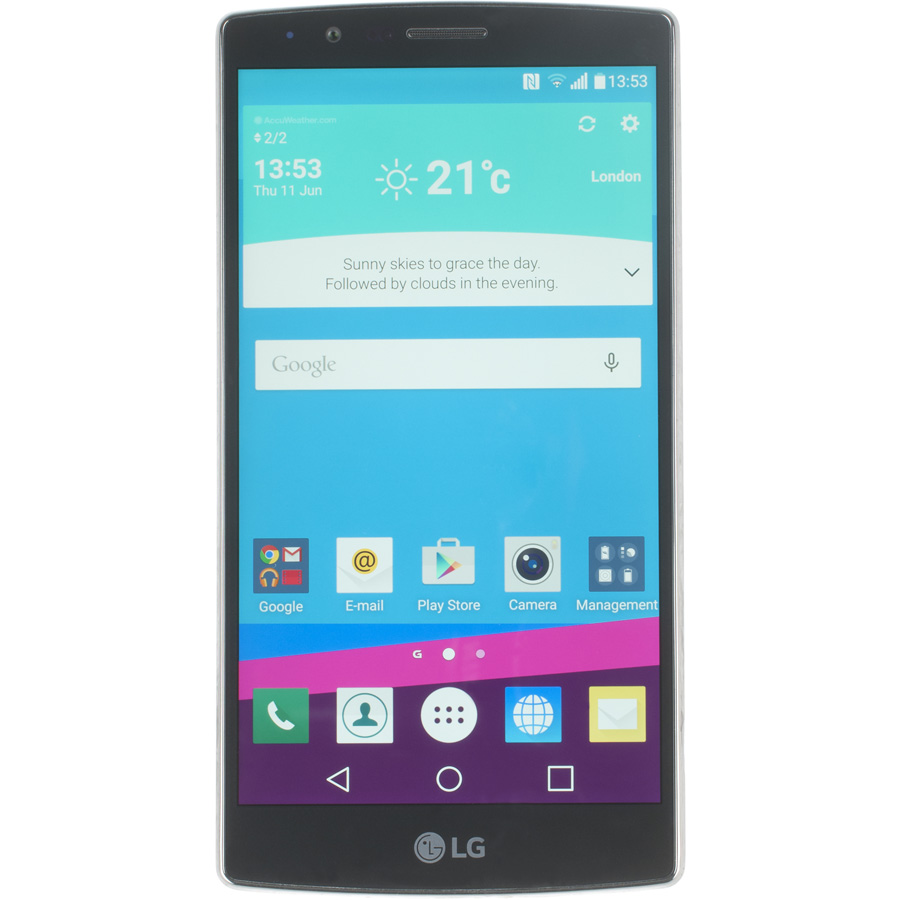 LG G4 - Vue principale