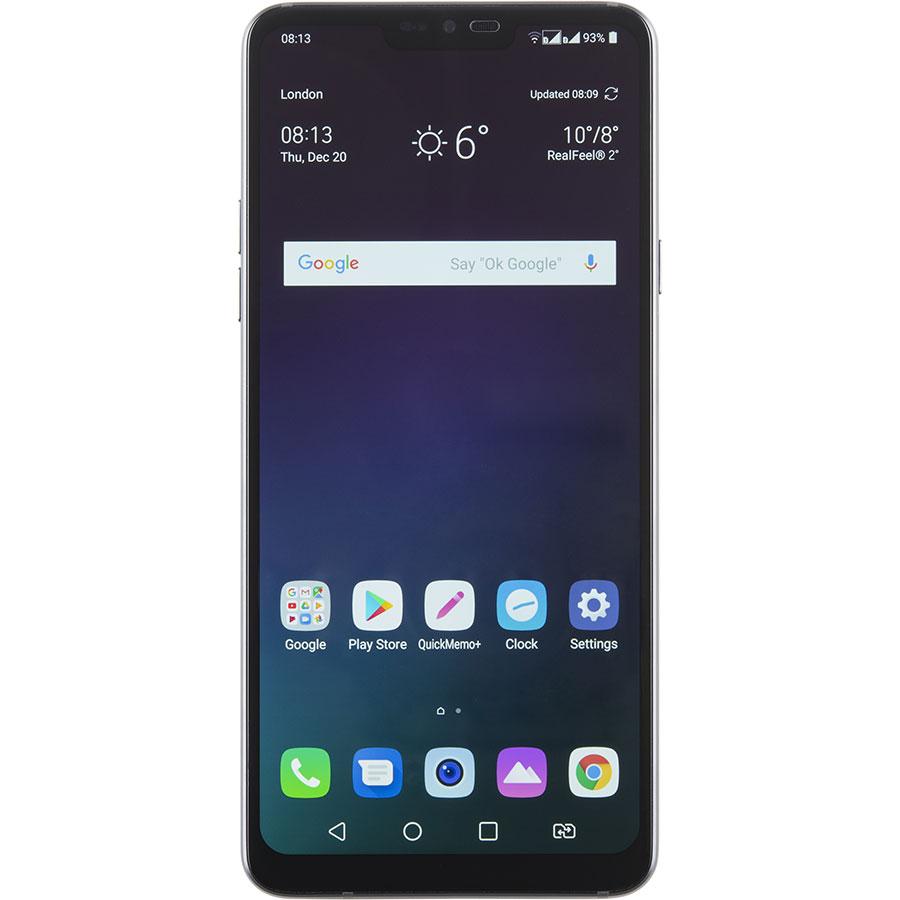 LG G7 Fit - Vue de face