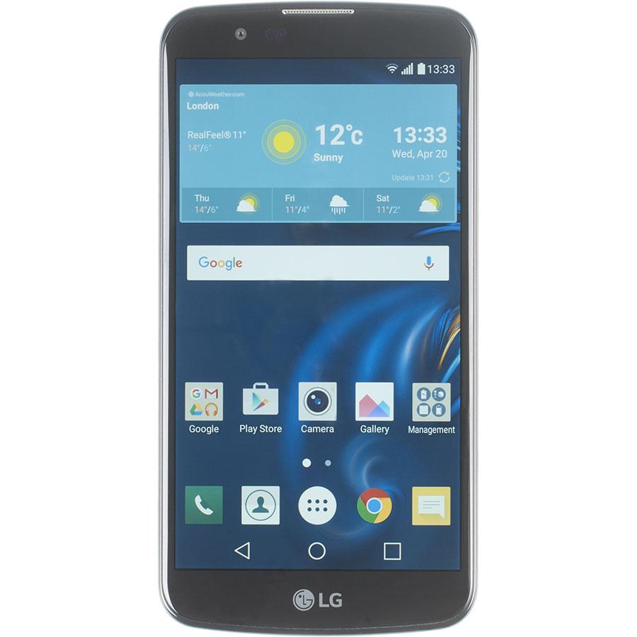 LG K10 Dual - Vue principale
