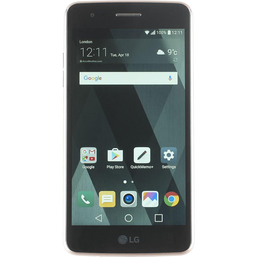 LG K8 2017 - Vue de face