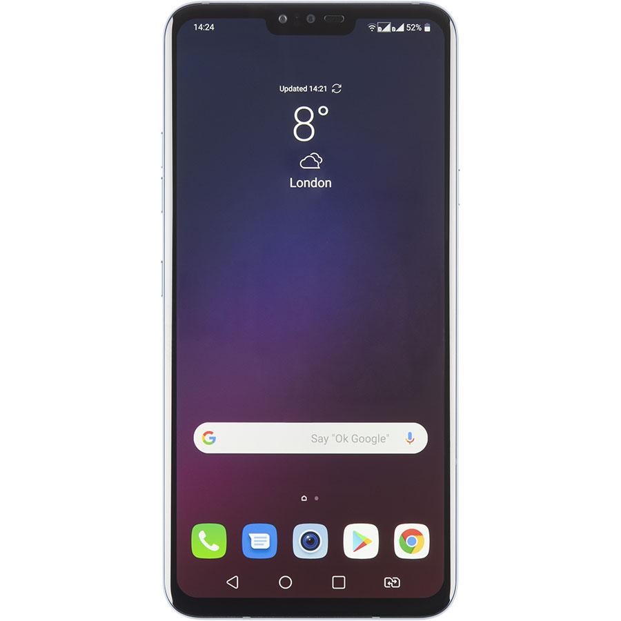 LG V40 ThinQ - Vue de face