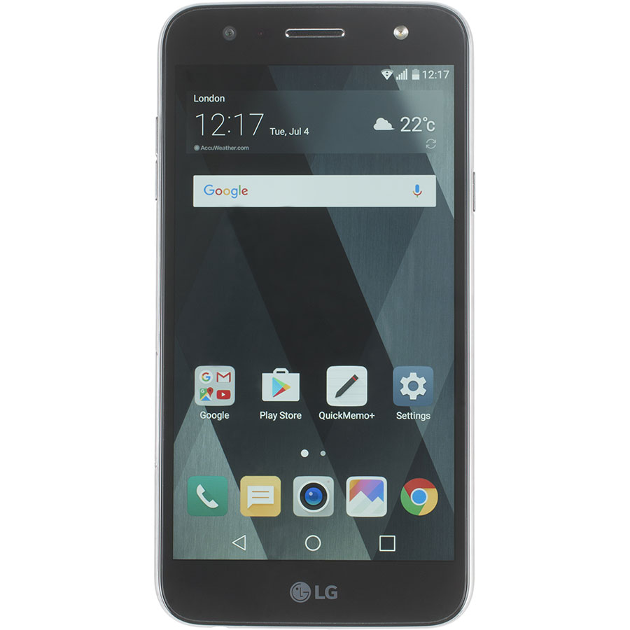 LG X Power2 - Vue de face