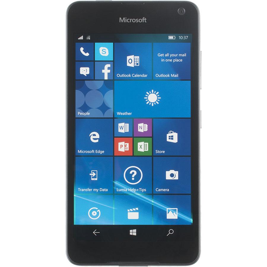 Microsoft Lumia 650 - Vue principale