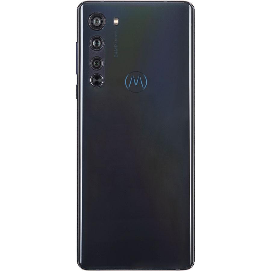 Motorola Edge - Vue de dos