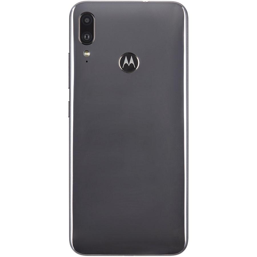 Motorola Moto E6 Plus - Vue de dos