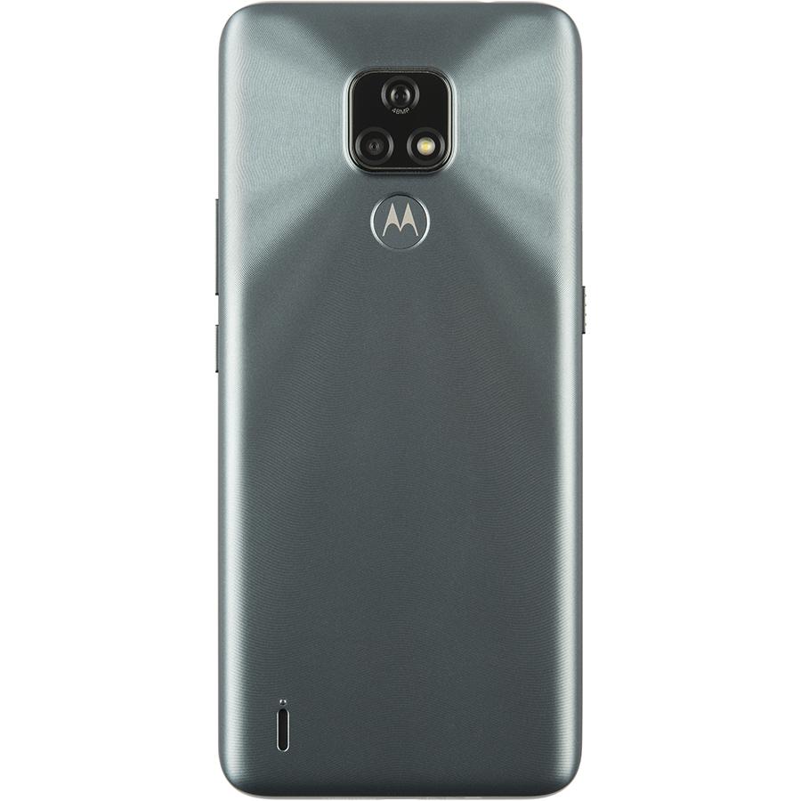 Motorola Moto E7 - Vue de dos