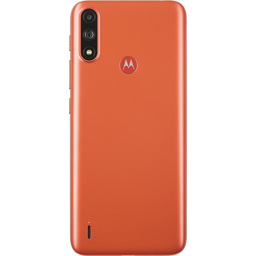 Motorola Moto E7i power - Vue de dos