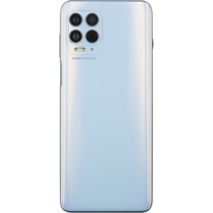 Motorola Moto G100 - Vue de dos