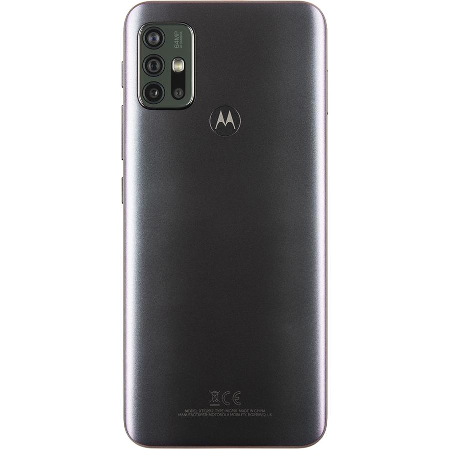 Motorola Moto G30 - Vue de dos