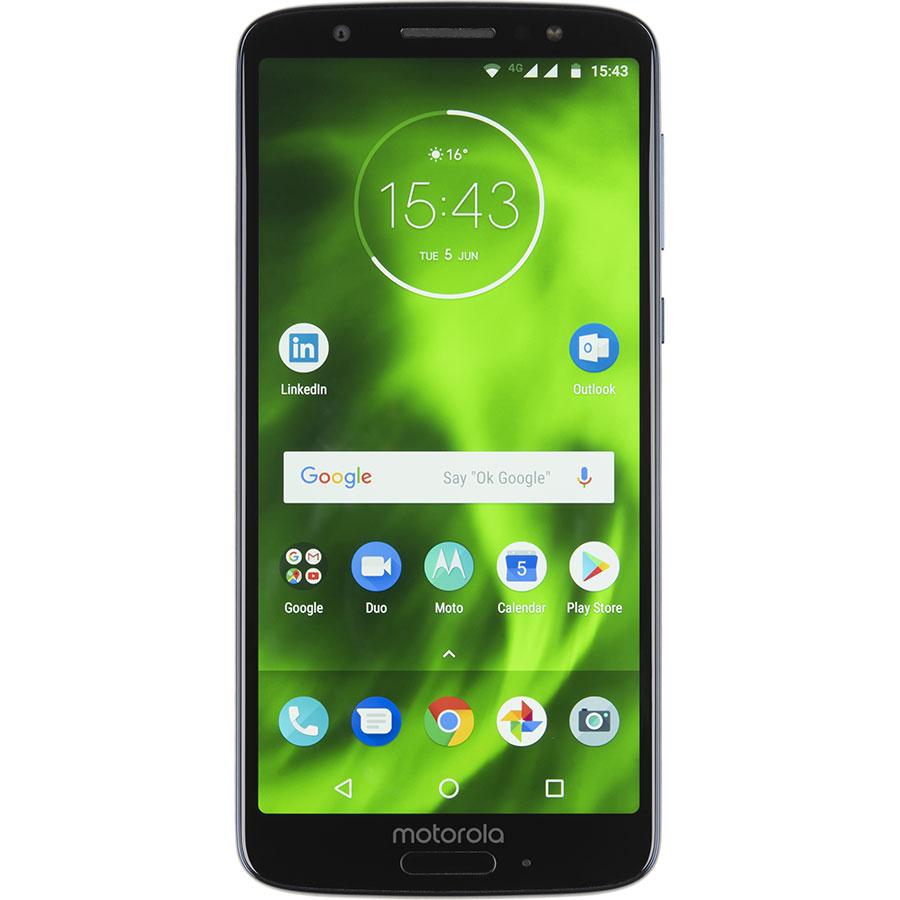 Motorola Moto G6 - Vue de face