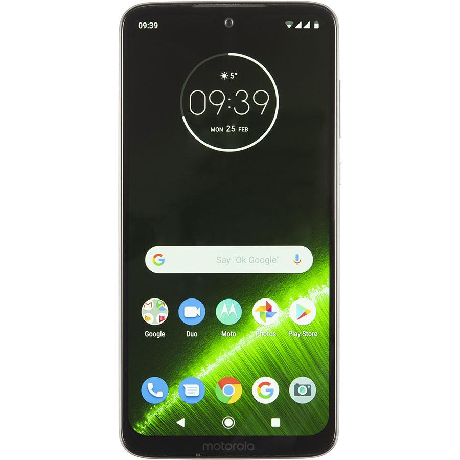 Motorola Moto G7 Plus - Vue de face