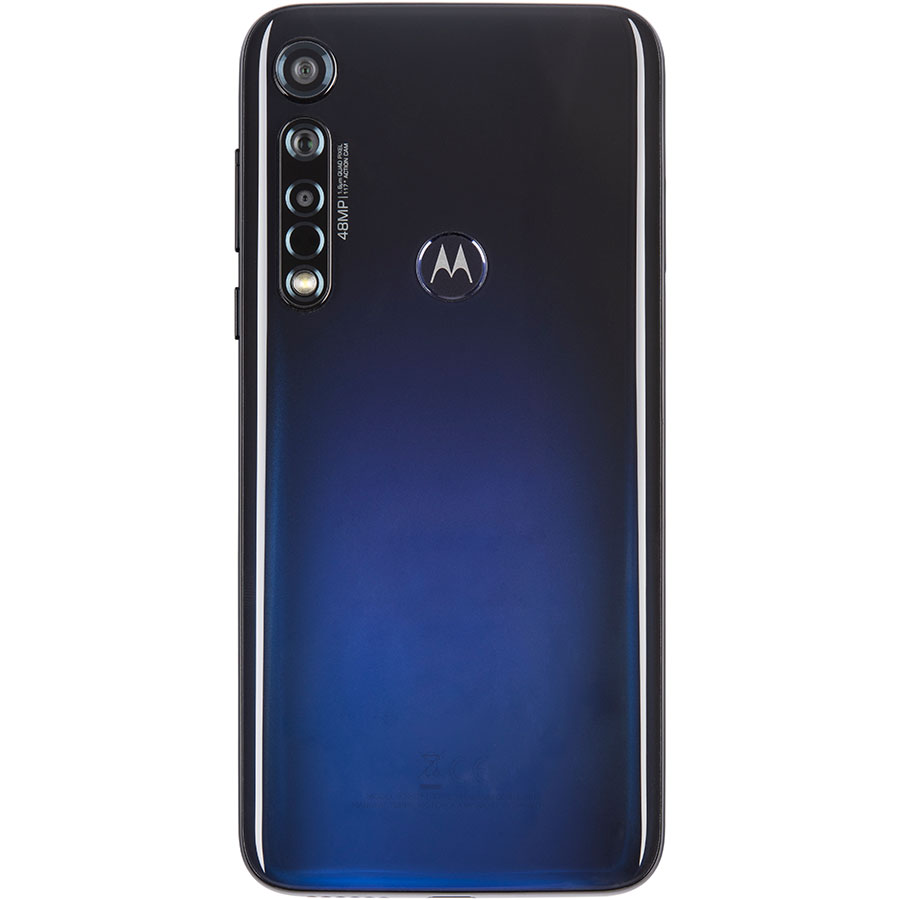 Motorola Moto G8 Plus - Vue de dos