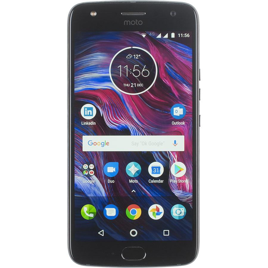 Motorola Moto X4 - Vue de face