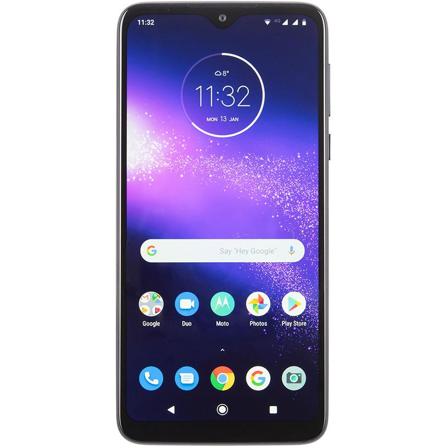Motorola One Macro - Vue de face