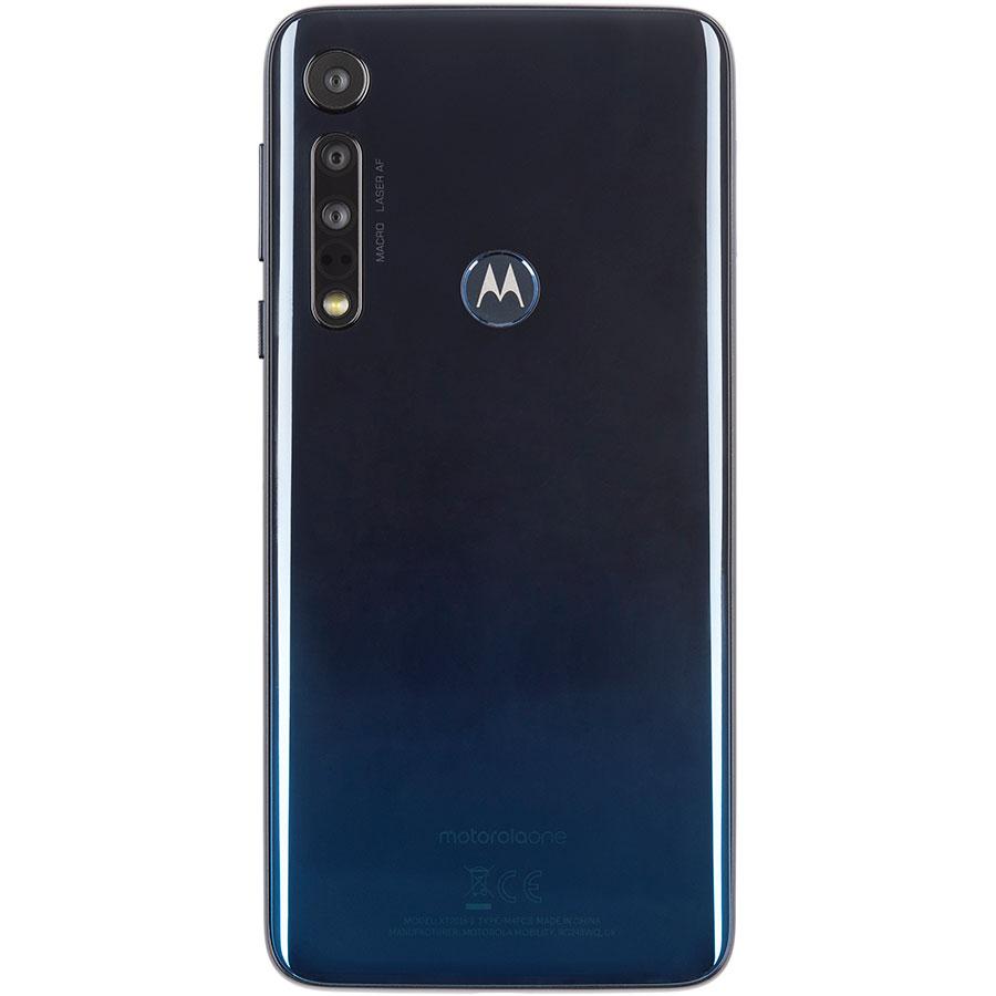 Motorola One Macro - Vue de dos