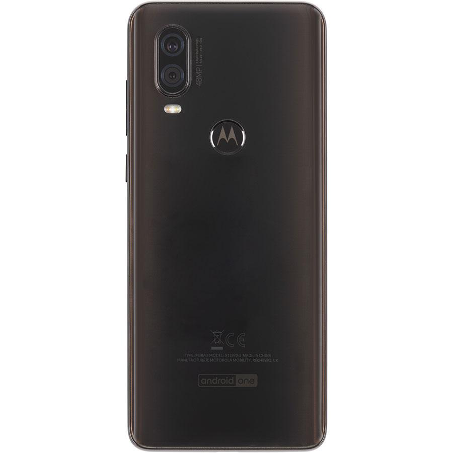 Motorola One Vision - Vue de dos