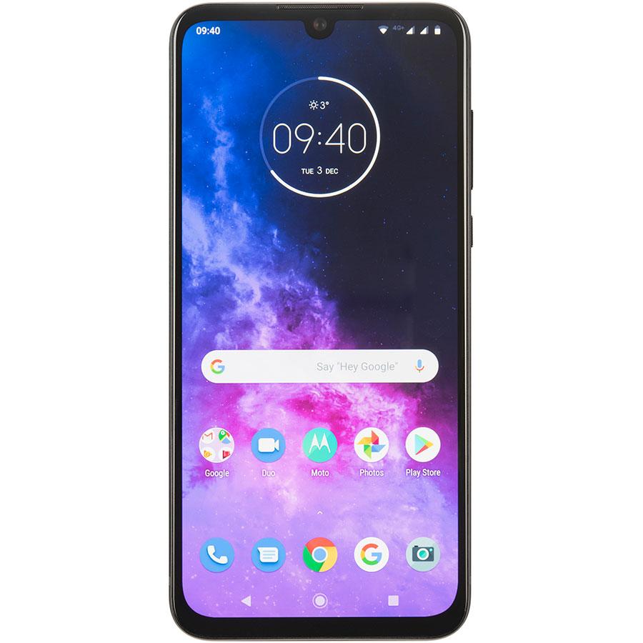 Motorola One Zoom - Vue de face