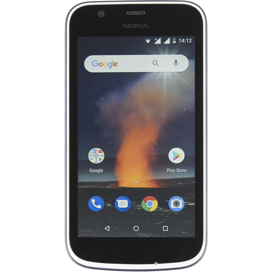 Nokia 1 - Vue de face