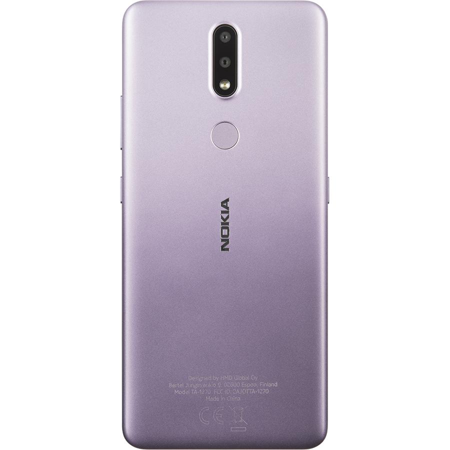 Nokia 2.4 - Vue de dos