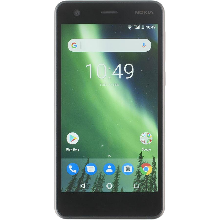 Nokia 2 - Vue de face