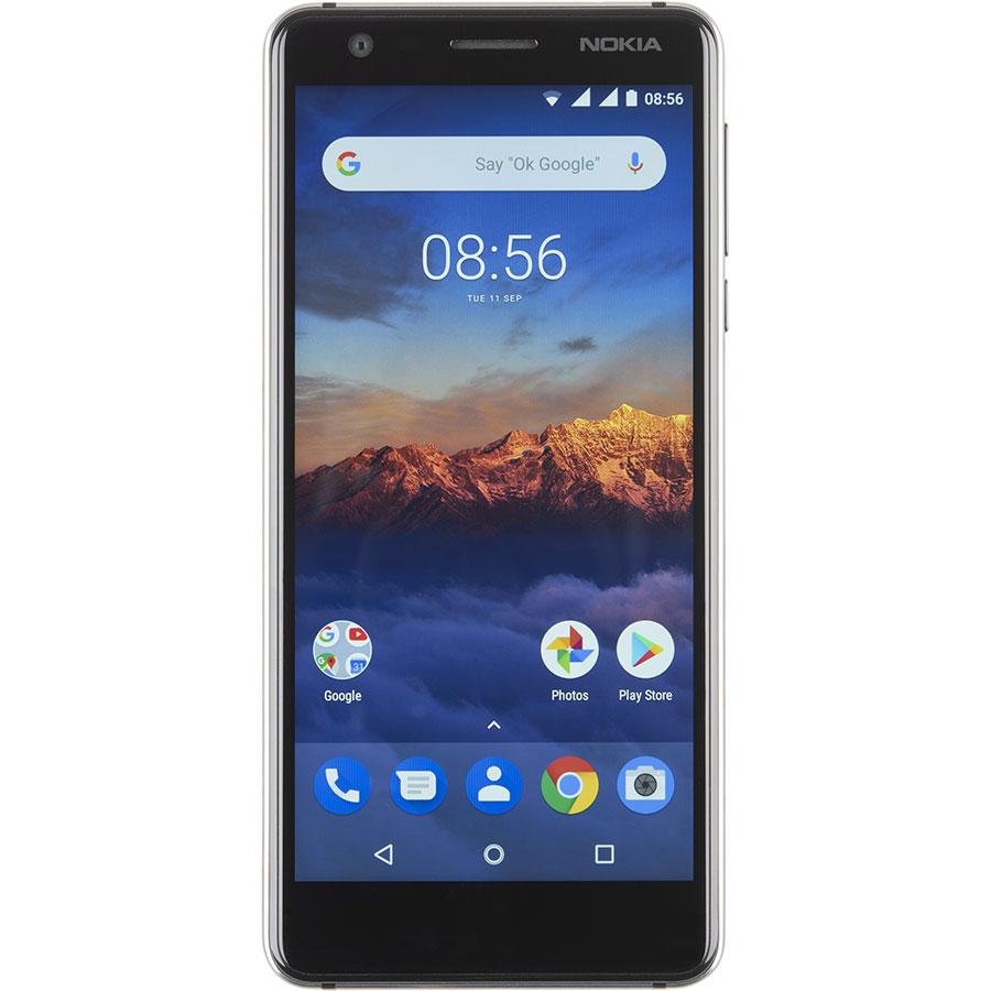 Nokia 3.1 - Vue de face