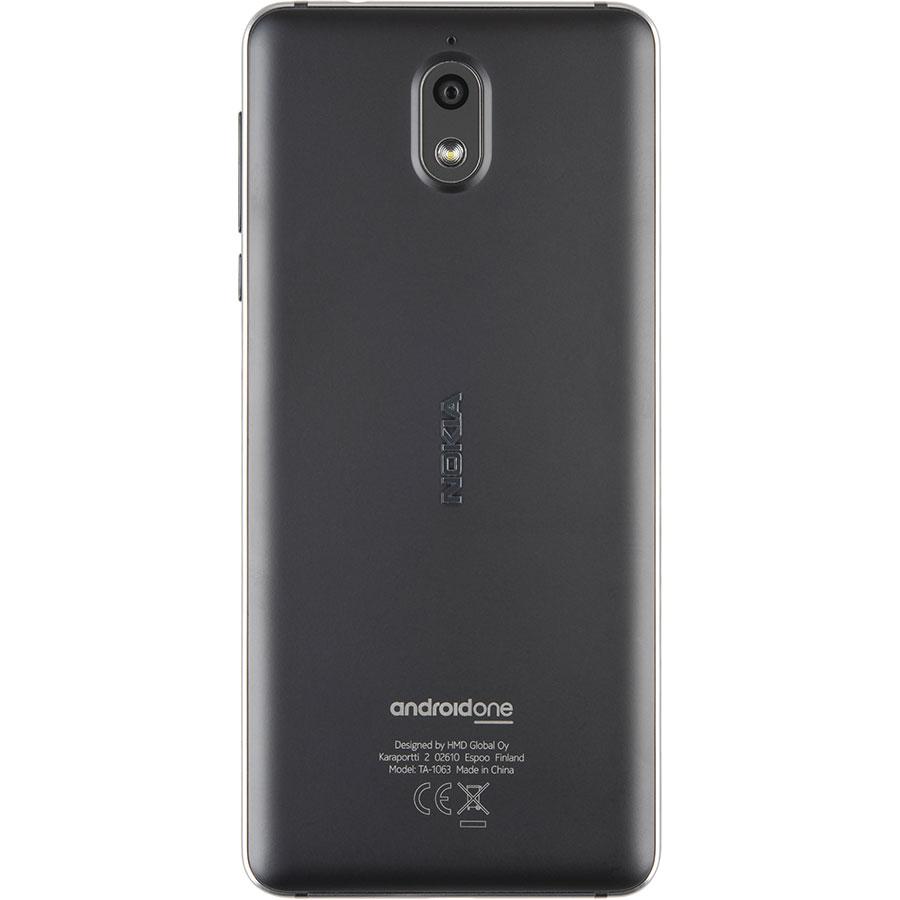 Nokia 3.1 - Vue de dos